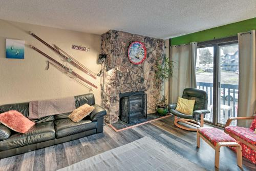 Mountain-View Condo at the Base of Alyeska Resort! - Hotel - Girdwood