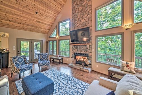 Accommodation in Wintergreen