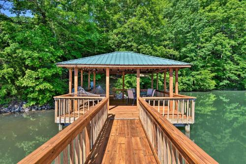 Waterfront Lake Norman Home with Dock and Boat Ramp - Mooresville