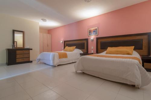 Hotel Casa Shalom Puebla