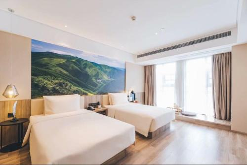Atour Hotel  Chengdu Tongzilin