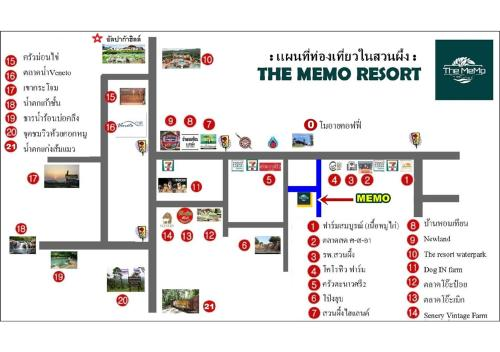 The Memo Resort Suanphung, Suan Phung