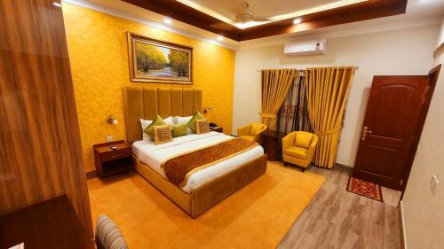 . Hayyat Luxury Hotel Apartments