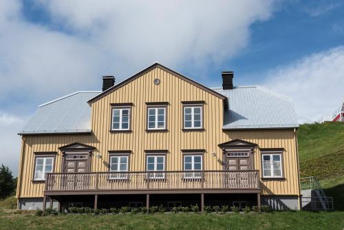 Place to Read - Hotel - Akureyri