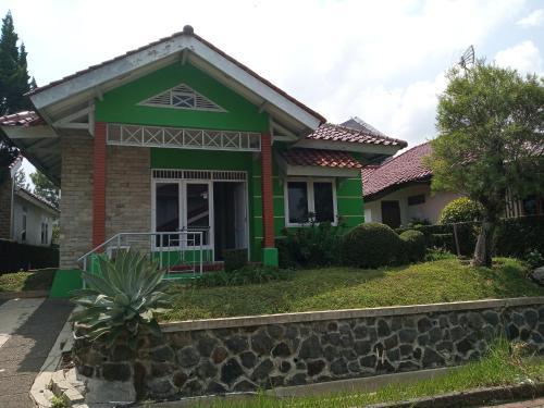 Alec Villas Puncak Kota Bunga 2, Cianjur
