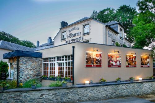 . Hotel Le Charme de la Semois