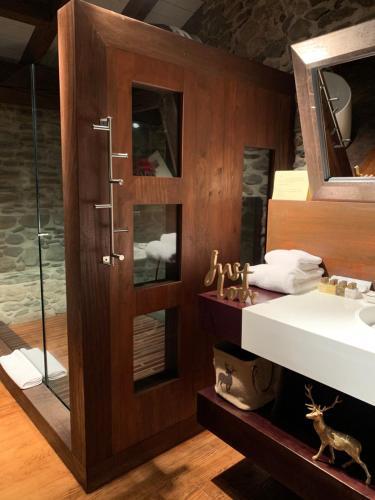 Habitación Deluxe - 1 cama grande Mas Farner - Adults Only 2