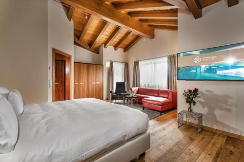 Tower Suite with Private Spa