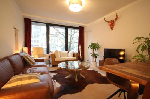 Hotel-overnachting met je hond in Appartement Louise Private parking free - Brussel - Elsene (Ixelles)