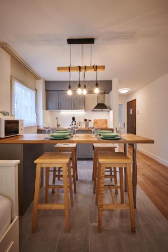 . Mountain View Apartment Interlaken