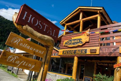 Outdoor Patagonia La Yunta