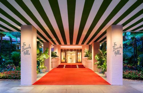 The Beverly Hills Hotel - Dorchester Collection фотографии номера