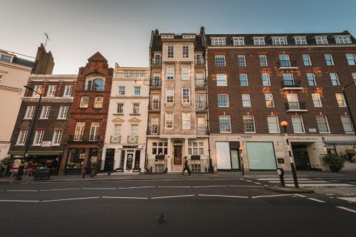 Picture of 44 Curzon Street By Mansley Serviced Apartments