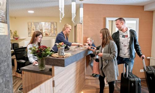 Freizeithotel Rhön Feeling - Hotel - Bernshausen