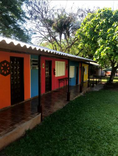 Iguassu Secret – Camping & Hostel (Photo from Booking.com)