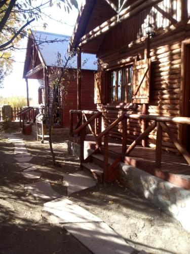 Cabañas Teushen