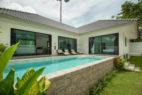 Coconut private pool villa Coconut private pool villa