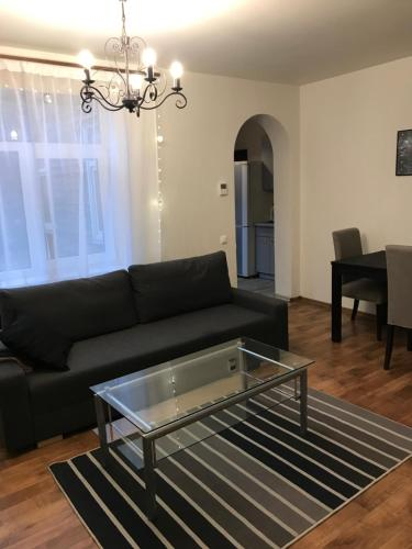 4 room apartment near the city center