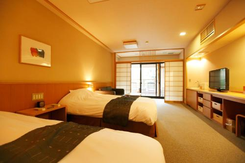箱根小涌谷温泉水之音传统日式旅馆
