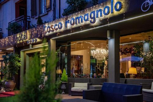 . Hotel Tosco Romagnolo
