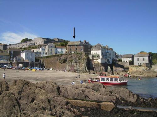 Balcony Cottage, Cawsand, Cornwall