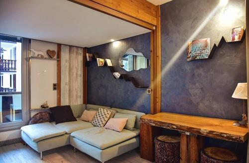 Joli studio mignon et hyper central Chamonix