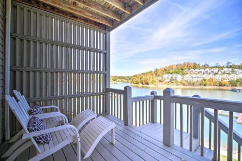 Waterfront Condo on Norris Lake with Boat Slip! - Apartment - Alder