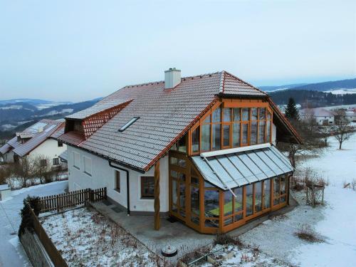 Wohnen mit Panoramablick, Pension in Gramastetten bei Wilhering