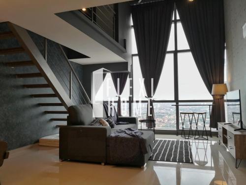 NETFLIX Pinnacle PJ, 1-6 Guests Designed Duplex Home by Flexihome, Kuala Lumpur