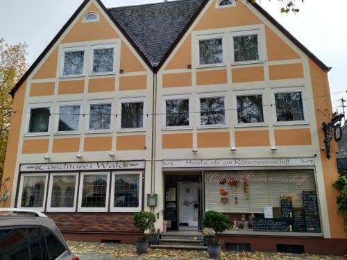 Hotel-overnachting met je hond in Hotel Am Römerweinschiff - Neumagen-Dhron