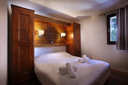 Chalet des Neiges - Arolles - Accommodation - Arc 2000