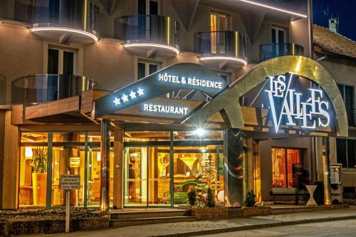 . Hotel & Résidence Les Vallées Labellemontagne
