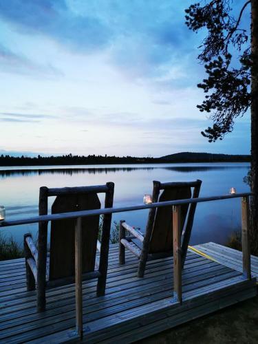 . Ivalo Lake Cottage
