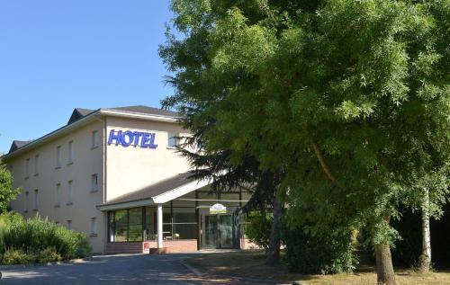 . The Originals City, Le Clos de l'Orgerie, Laval Sud (Inter-Hotel)