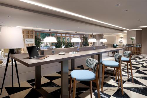 Hesperia Madrid Hotel - A Hyatt Affiliate - Photo 7 of 73