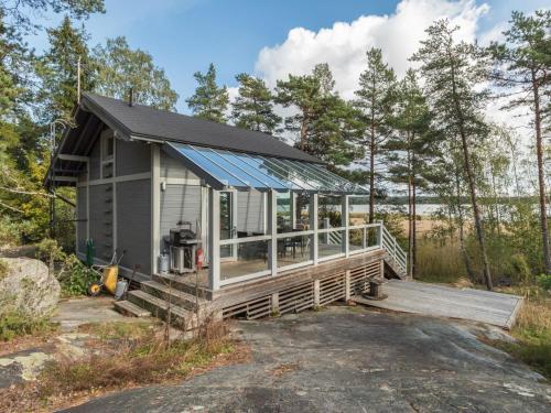 Holiday Home Sjöboda