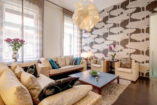 Hotel-overnachting met je hond in Luxury Paulay street Apartment - Boedapest - 06. Terézváros