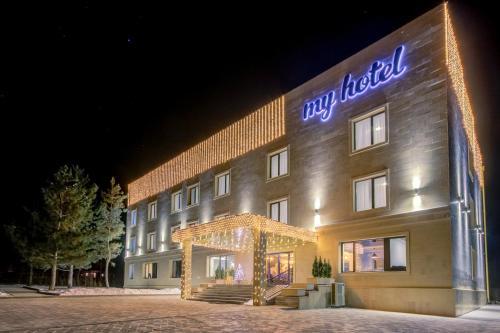 . My hotel Karakol