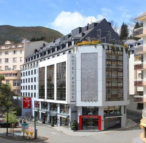 Hôtel Padoue - Hôtel - Lourdes