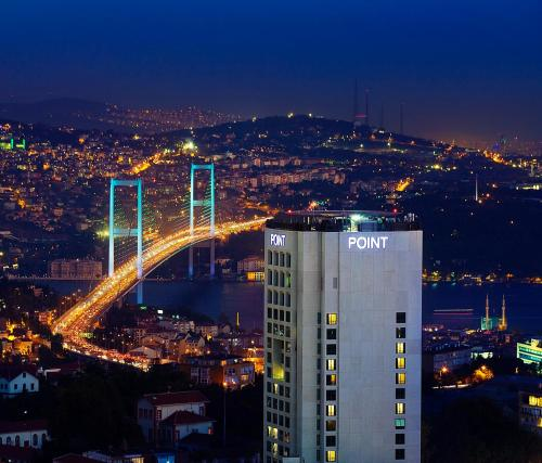 Istanbul Point Hotel Barbaros ulaşım