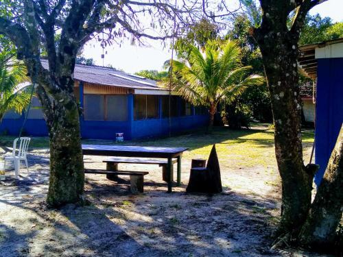 pousada recanto Ararapira