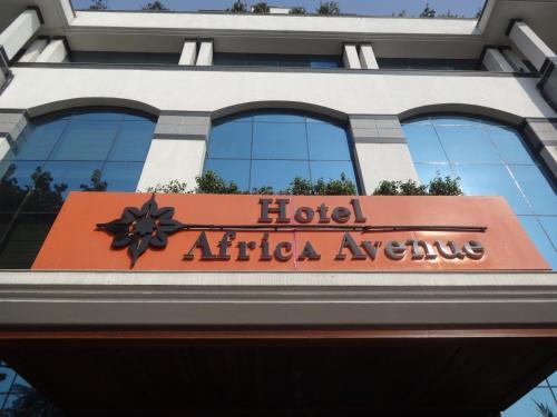 HotelAfrica Avenue Safdarjung Enclave