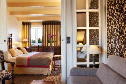 Hotel Left Bank Saint Germain impression