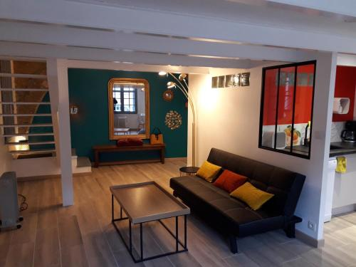 Centre Historique T3 Duplex - Location saisonnière - Béziers