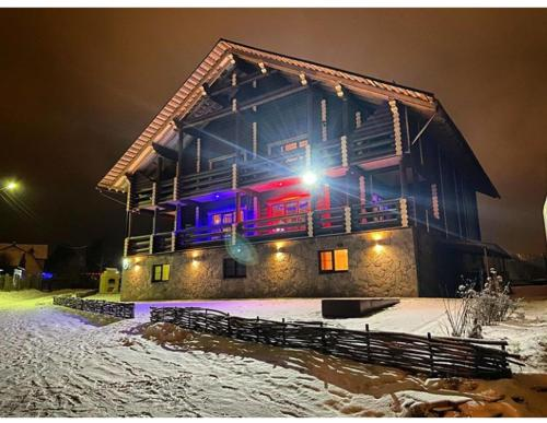 Guest House Myshkin Dvor Barabanov