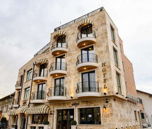 Antique Boutique Hotel - Pavel Banya