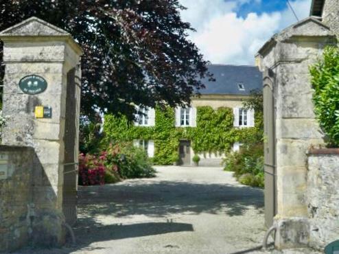 Roulage Ferme 18ème Normandie Plage - Chambre d'hôtes - Longueville