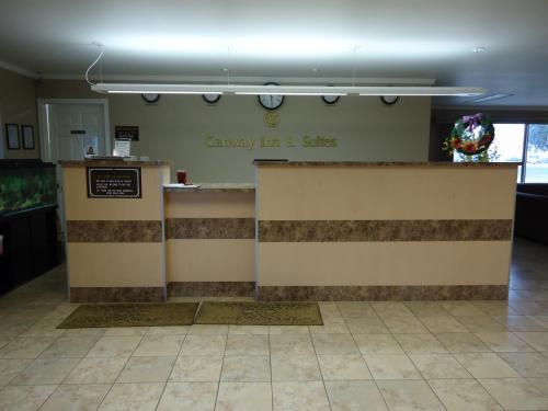 Canway Inn & Suites - Dauphin, MB R7N 2V4