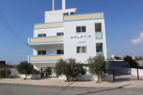 Galatia's Court