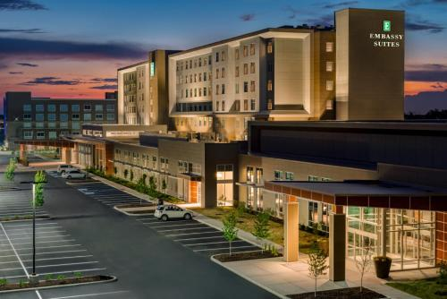 . Embassy Suites By Hilton Noblesville Indianapolis Conv Ctr